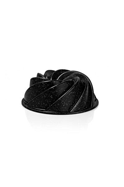 Siyah  Rüzgar Gülü Döküm Kek Kalıbı 6540