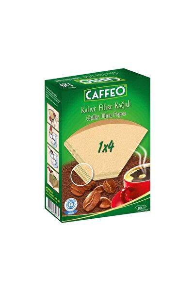 1x4 Kahve Makinesi Filtresi 80 Adet