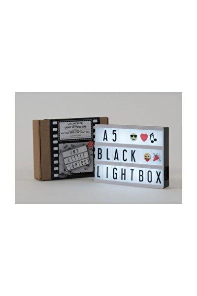 A5 Işıklı Harfli Dekoratif Led Pano Lightbox
