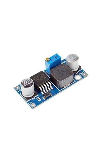 Mini Ayarlanabilir 3 A Voltaj Regülatör Kartı - Lm2596-adj