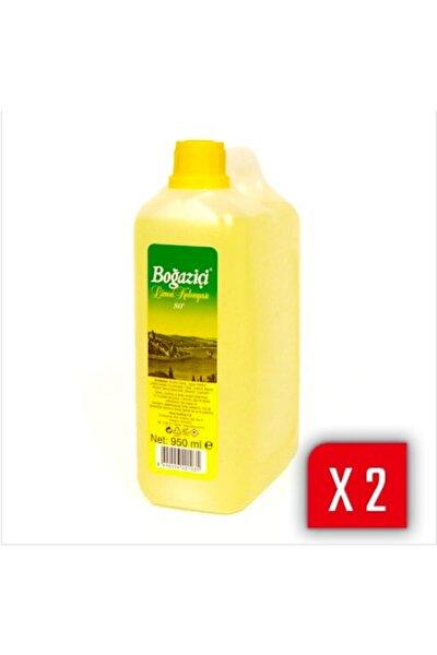 2 Adet Limon Kolonyası 950 Ml 2 Adet