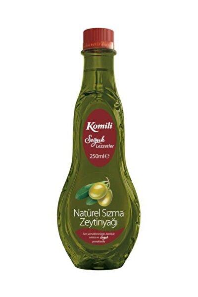 Soğuk Lezzetler Natürel Sızma Zeytinyağı 250 ml
