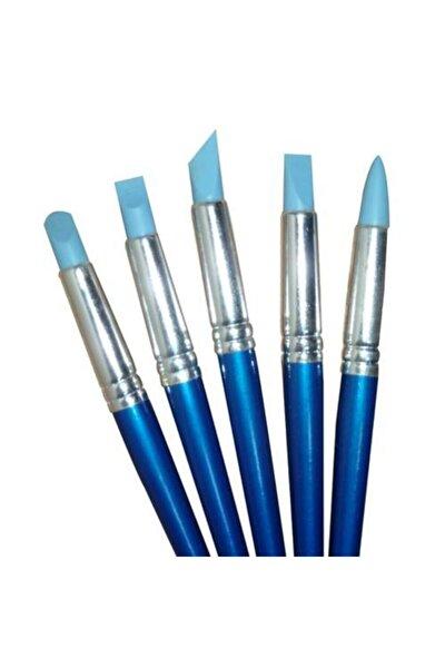 Kauçuk Fırça Seti 5 Li