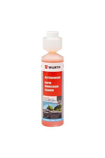 Cam Temizleme Sabunu 250ml (Rapid Windscreen Cleaner)