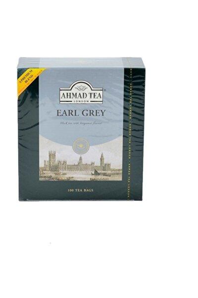 Earl Grey Tea Bags 100'lü Bardak Poşet Çay