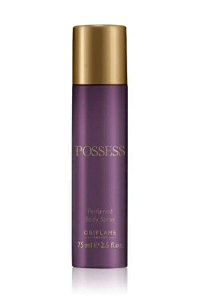 Kadın Possess Parfümlü Vücut Spreyi