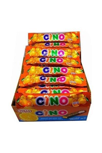 Cino King Size Portakallı 22 Gr - 60 Ad Çikolata