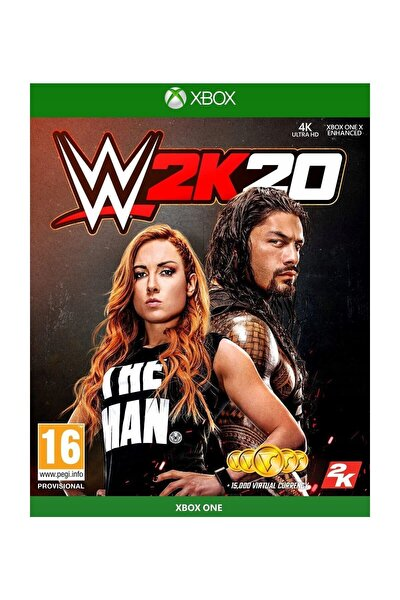 Wwe 2k20 Standart Edition Xbox One Oyun