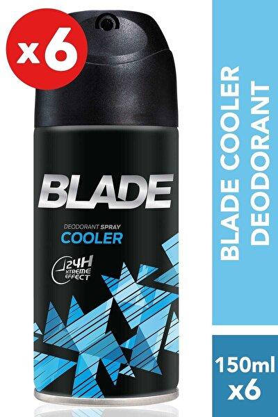 6'lı Cooler Erkek Deodorant 150 Ml X 6