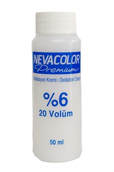 Nevacolor Oksidan Krem % 6 50ml