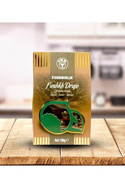 Bitter Çikolatalı Fındık Draje 100 gr
