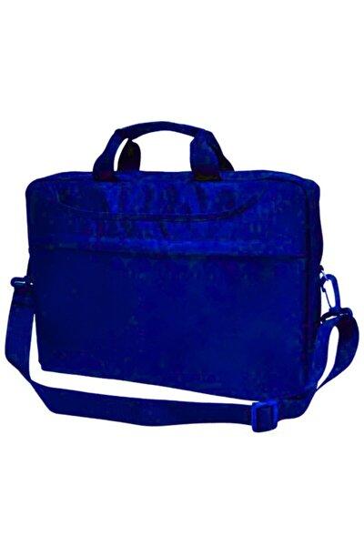 """Laptop Taşıma Çantası Su Geçirmez 15.6"""" -mavi"""