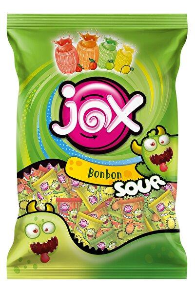 Sour Meyve Aromalı Sıvı Dolgulu Ekşili Bonbon Şekerleme (5 G X200 Adet)