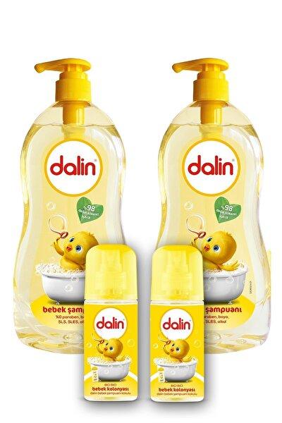 Şampuan Klasik 700 + Bebek Kolonyası Bıcı Bıcı X2 Adet