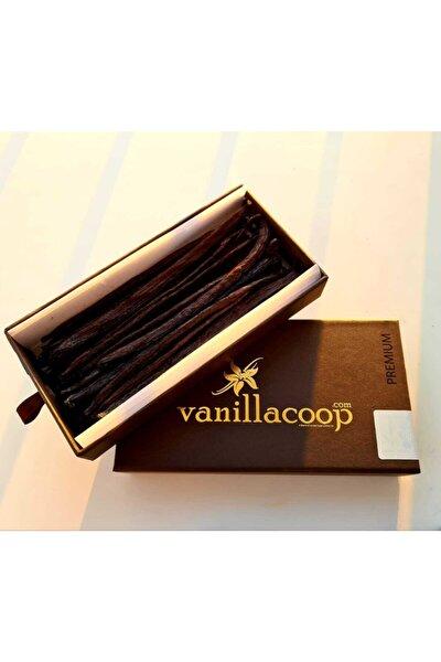 Çubuk Vanilya 10 Lu Vanilla Coop Gourmet (yumuşak ) 15-16 Cm Vanilya Çubuğu