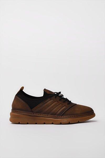 Vizon Kadın Oxford Ayakkabı 01AYY188150A450