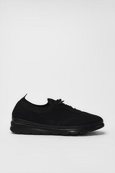 Siyah Kadın Oxford Ayakkabı 01AYY188140A100