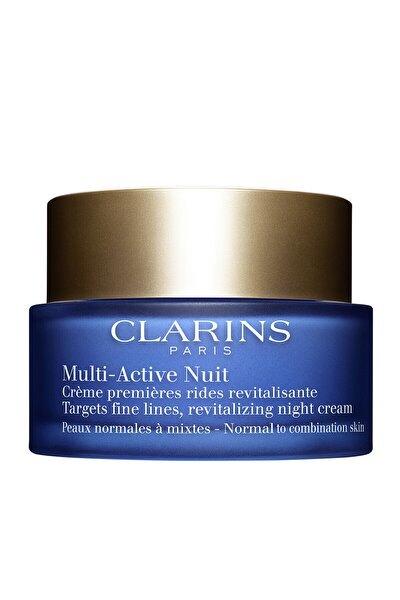 Yaşlanma Karşıtı Gece Kremi - Multi Active Night Cream N/c 50 Ml 3380810045338