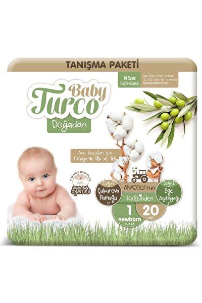 Doğadan 1 Numara Newborn Tanışma Paketi 20 Adet