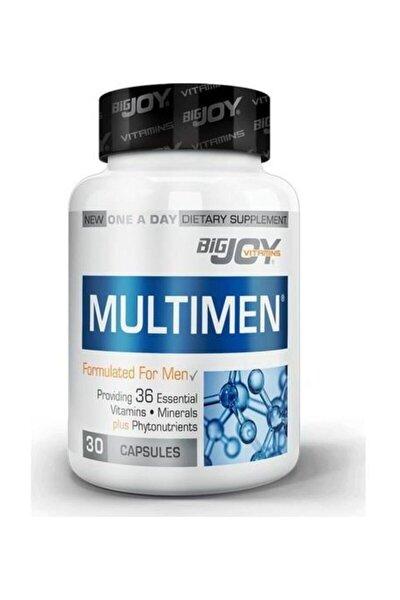 Bigjoy Multimen Multivitamin 30 Kapsül