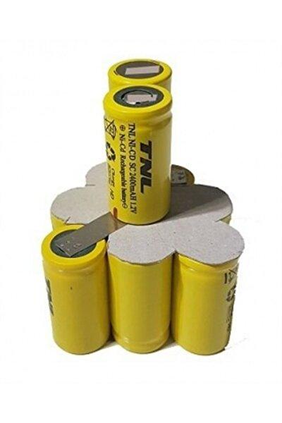 Makita Pa12 12v Batarya Için 2400 mah Pil Grubu