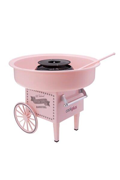 Pembe Pamuk Şeker Makinesi