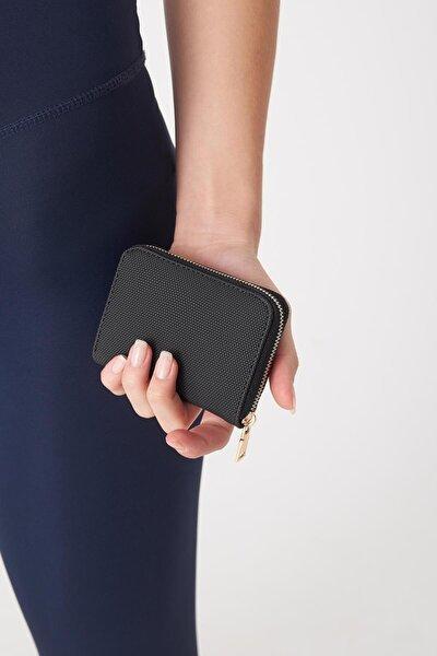 Kadın Siyah Cüzdan ADX-0000016035