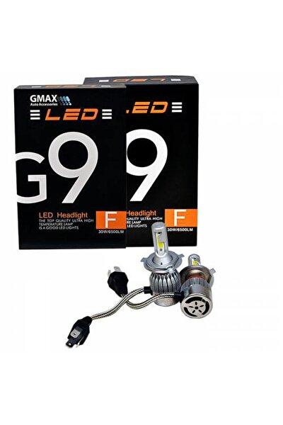 G9 H4 Kısa Uzun Şimşek Etkili Led Xenon