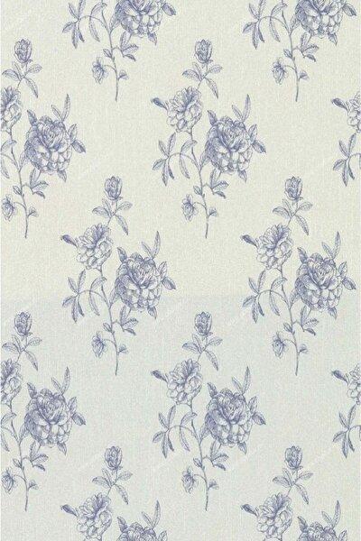 Ala1012 Çiçek Desen Ithal Duvar Kağıdı 5,33 M²