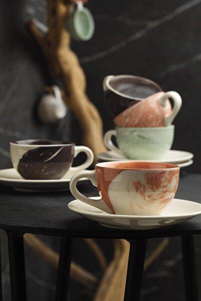 Stella Double Kahve Takımı Mix Hypnose