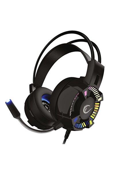 Styles Siyah Usb 7.1 Rgb Oyuncu Mikrofonlu Kulaklık