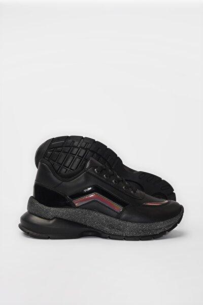 Siyah Kadın Sneaker 01AYY188220A100