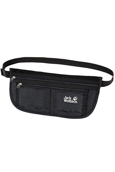 Unisex Siyah Belt De Luxe Bel Çantası