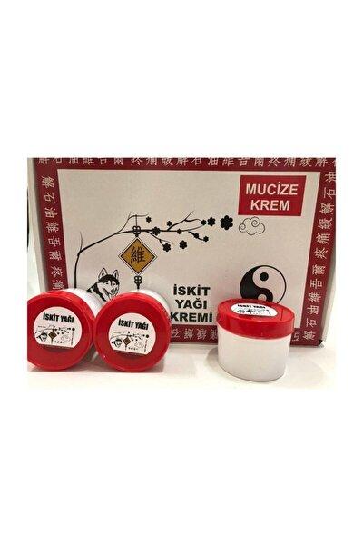 Iskit Yağı Kremi - Mucize Krem - 1 Kutu 8 Adet Içermektedir