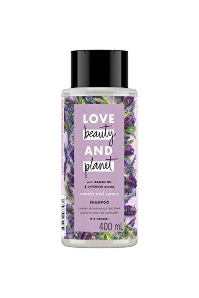 Argan Yağı Ve Lavanta Özlü Şampuan 400 ml