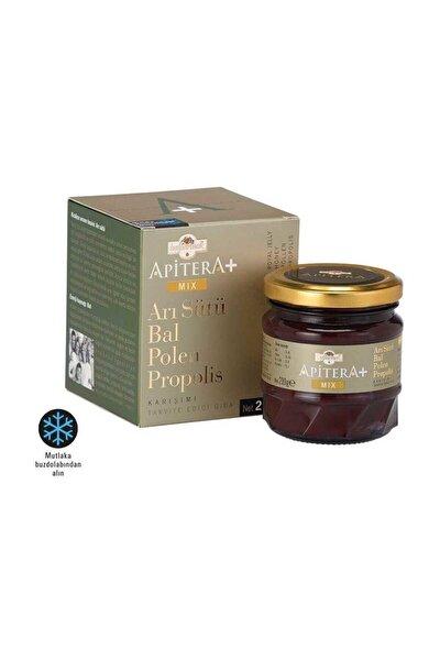 Apitera+ Mix (Arısütü-Bal-Polen-Propolis) 210 g