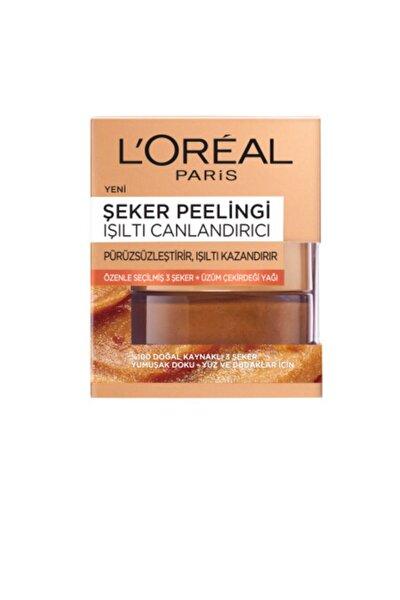 L'oréal Paris Şeker Peelingi Işıltı Canlandırıcı