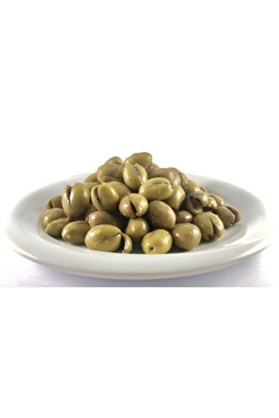 1 kg Kırık Yeşil Zeytin (Çekirdeksiz)