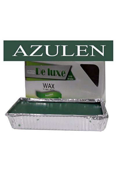Deluxe Tabak Wax Azulen Sir Ağda 400 Ml