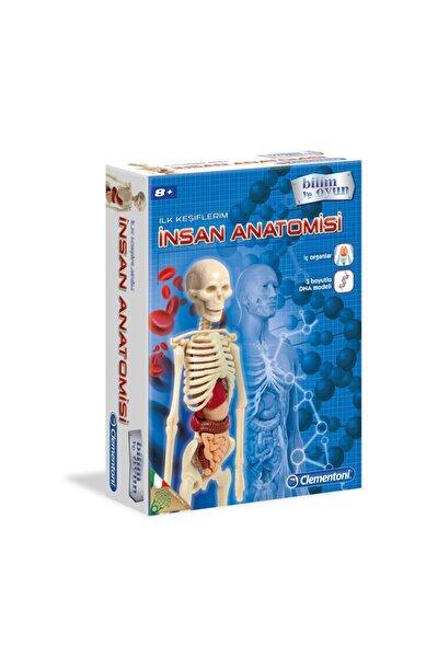 64297 Ilk Keşiflerim - Insan Anatomisi / +8 Yaş