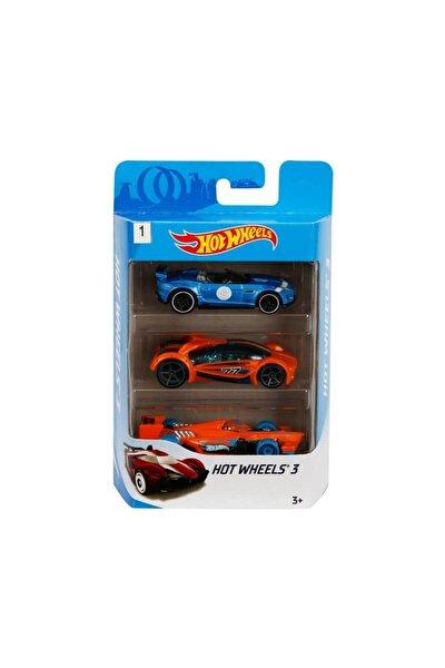 3'lü Araba Seti - Farklılık Gösterebilir