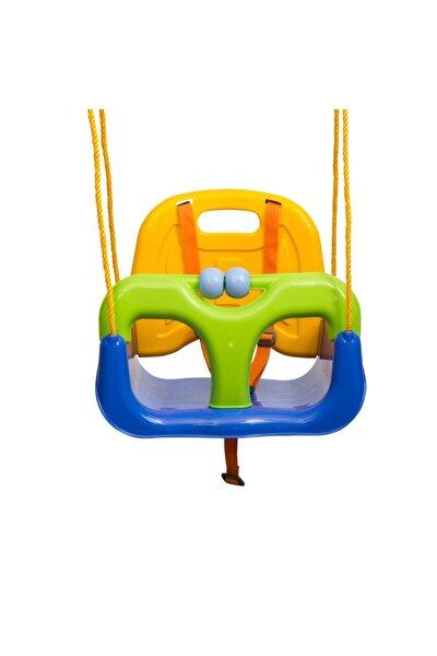 Saban Mavi Ev,bahçe ( Balkon Vs ) Korumalı Çocuk Salıncağı