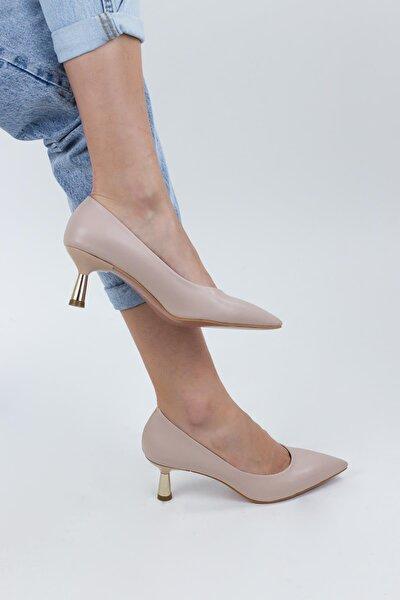 Dune Kadın Kısa Topuklu Ayakkabı