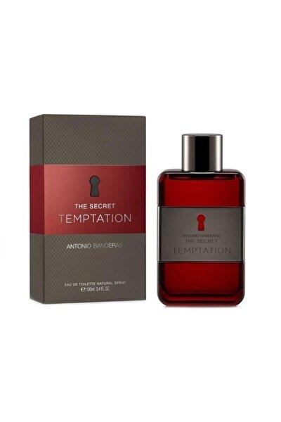 Erkek Antonio Banderas The Secret Temptation Edt 100 Ml Parfüm