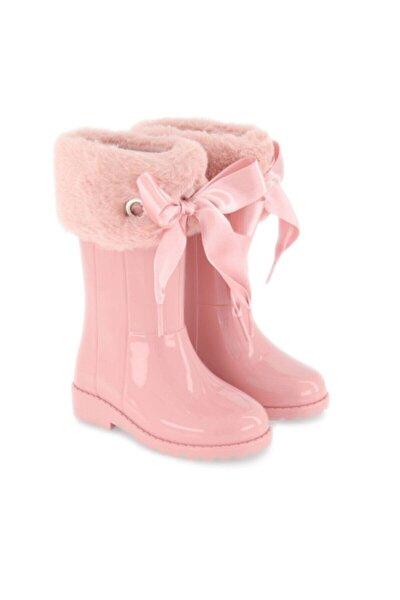 Kız Çocuk Pembe Campera Charol Soft Çizme-w10239