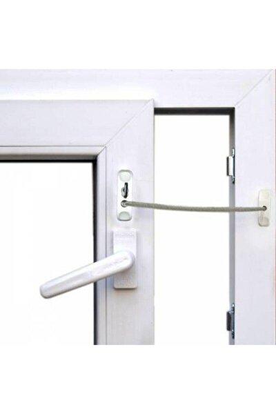 10 Adet Pvc Kapı Pimapen Kilidi Pencere Anahtarlı Halatlı Emniyet