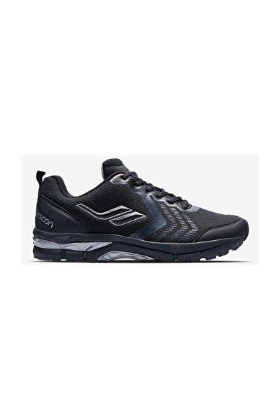 Unisex Siyah Rapid Runner Koşu Ayakkabı