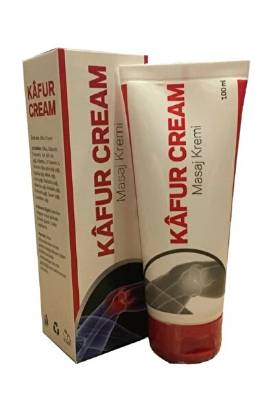 Kafur Masaj Kremi 100 ml