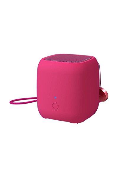 Bluetooth Hoparlör Pembe