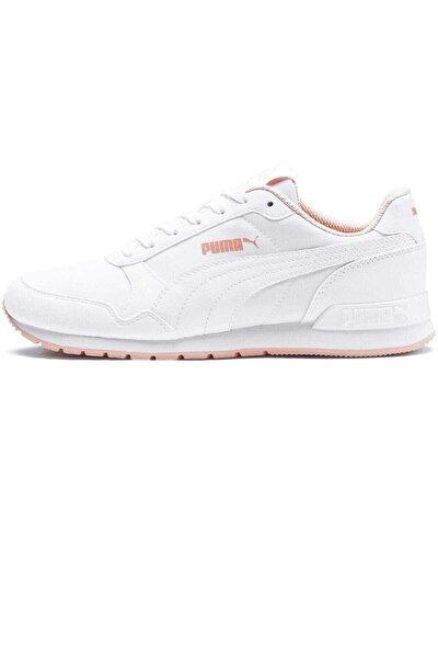 St Runner V2 Nl Beyaz Unisex Sneaker Ayakkabı 100516770